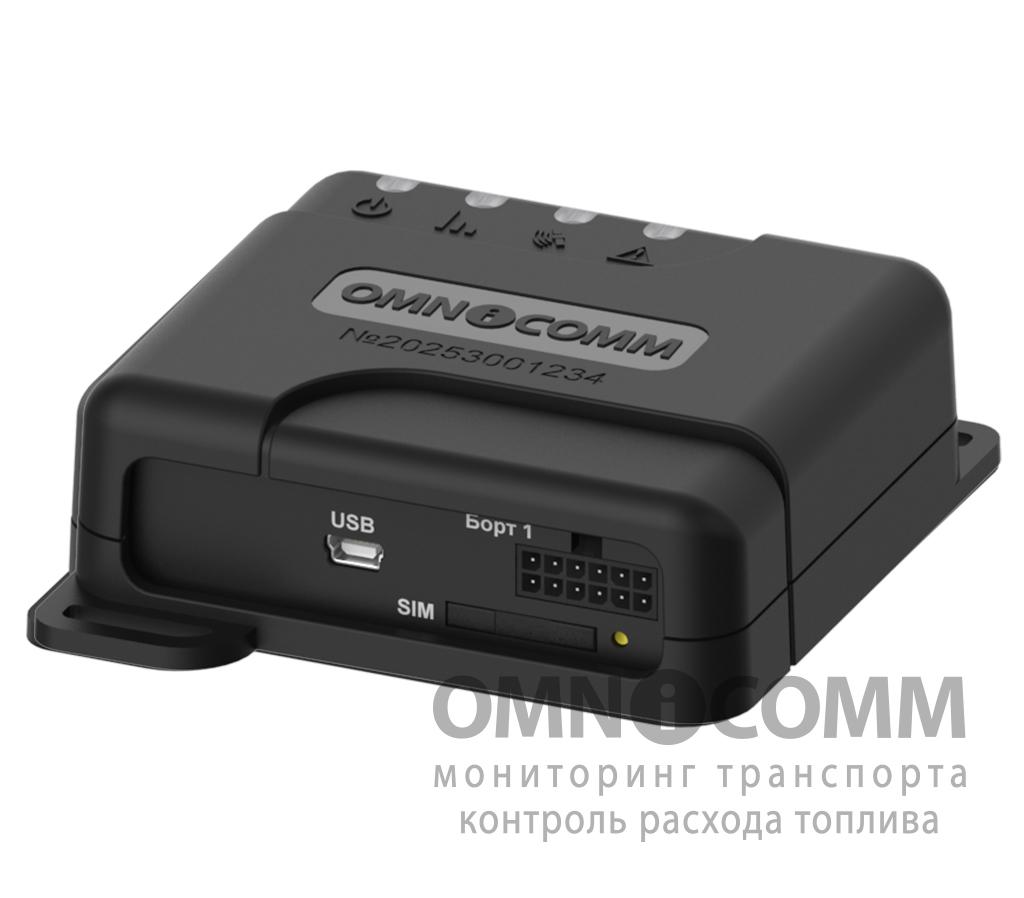 ГЛОНАСС/GPS терминал Omnicomm Light 2.0