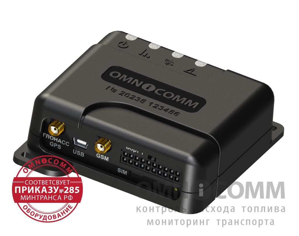 ГЛОНАСС/GPS терминал Omnicomm Optim