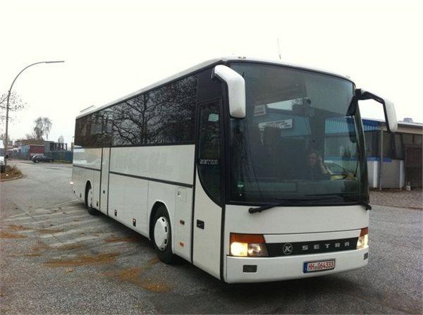 Автобус (8.1–10 м или среднего класса)