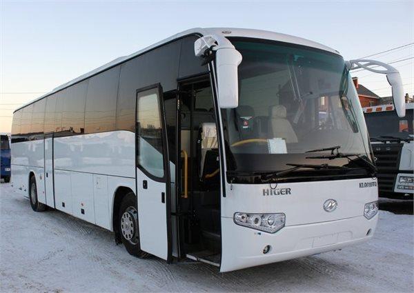 Автобус (10.1–12 м или большого класса)