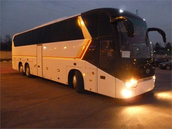 Автобус (более 12 м или особо большого класса)